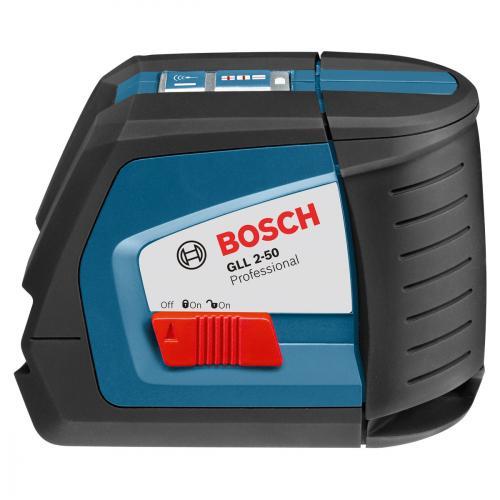 Лазерные уровни Bosch GLL 2-50