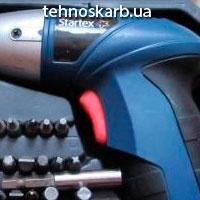 Акумуляторний дриль 14,4V Startex ip54