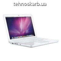 "Ноутбук экран 13,3"" Apple Macbook core 2 duo 2,00ghz/ ram 1gb/ hdd80gb/video intel gma x3100/ dvd-cdrw (a1181)"