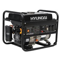 Бензиновый электрогенератор Hyundai hhy 2200 f