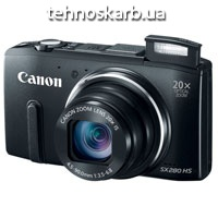 Фотоаппарат цифровой Canon powershot sx280 hs