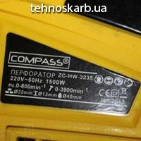 Перфоратор до 1500Вт Compas zc-hw-3235