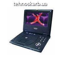 DVD-проигрыватель портативный с экраном Xoro hsd7100