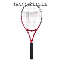 Тенисная ракетка Wilson six.one 95 blx