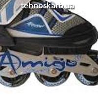 Роликовые коньки Amigo s (27-30)