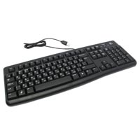 Клавіатура usb Logitech k120 920-002506