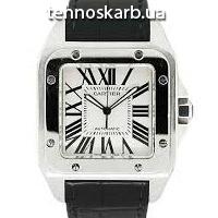 Часы Cartier santos 100 1904-2004