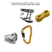 Альпинистское снаряжение Украина 100 м веревки, система, карабині, жумар, блочек.