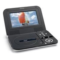 DVD-проигрыватель портативный с экраном Lenco dvp-706