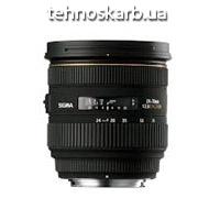 Sigma 24-70mm f2.8 ex dg hsm canon