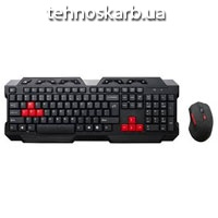 Беспроводная клавиатура+мышка G-cube grksa-610ss
