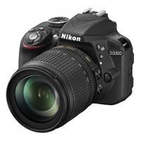 Фотоаппарат цифровой Nikon d3300 kit 18-105mm vr