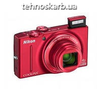 Фотоаппарат цифровой Nikon coolpix s8200