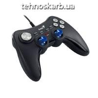 Игровой джойстик Genius maxfighter f-31u vibration