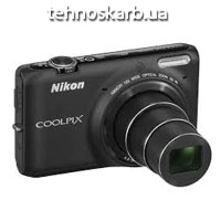 Фотоаппарат цифровой Nikon coolpix s2700