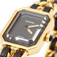 Часы *** chanel plaque or g20m