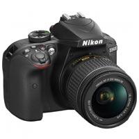 Фотоаппарат цифровой Nikon d3400 + af-p 18-55 non-vr kit