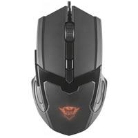 Мышка компьютерная Trust gxt 101 gaming 21044