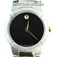 Часы Movado movado 81 g2 1898 two-tone gold stainless watch