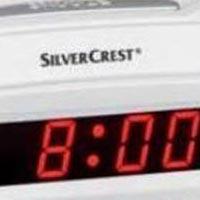 Часы *** -радіо silvercrest sr