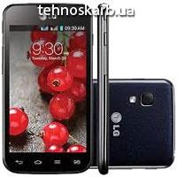 Мобильный телефон LG e455 optimus l5 dual