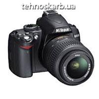 Nikon d3000 без объектива