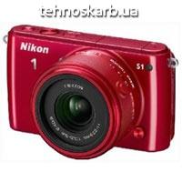 Фотоаппарат цифровой Nikon 1 s1kit (11-27.5mm)