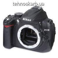 Nikon d5000 без объектива