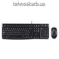 Клавиатура и мишка (usb) Logitech mk120