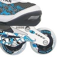 Роликові ковзани Tech Skates підліткові /розмір 39