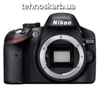 Nikon d3200 без объектива