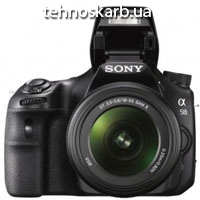 SONY alpha slt-a58k (18-55mm)