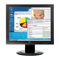 """Монитор  17""""  TFT-LCD Lg l1732tq"""