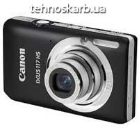 Фотоаппарат цифровой Canon digital ixus 117 hs