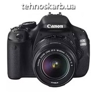 Canon eos 600d (rebel t3i) (18-55mm)