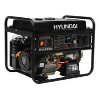 Бензиновый электрогенератор Hyundai hhy5000f
