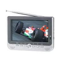 "Телевизор LCD 7"" *** curtis rt700"