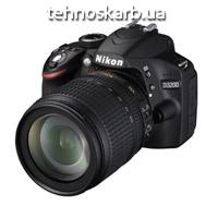 Nikon d3200 kit (18-105mm vr)