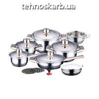Набор посуды royal quality swiss 18pcs