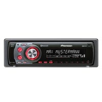 Автомагнитола CD MP3 Pioneer deh p55bt