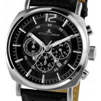 Часы JACQUES LEMANS 1-1645