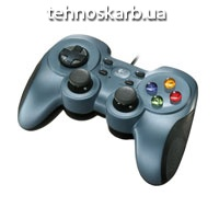 Logitech gamepad f510 rumble