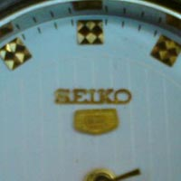 Часы SEIKO 5 crystal automatic 25 jewels 977552