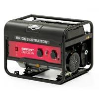 Бензиновый электрогенератор Briggs & Stratton sprint 3200a