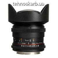 Samyang 14mm t3.1 cine
