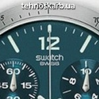 *** swatch irony chronograph