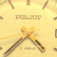 Часы *** polyot 17 jewels