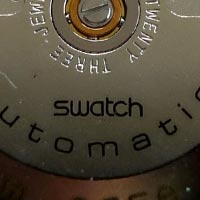 Часы *** swatch quartz ag 1992