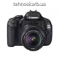 Canon eos 600d kit (18-55mm)