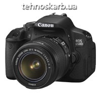 Canon eos 650d kit (18-55mm) dc ef-s